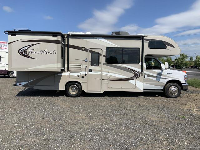RV Motor Home – Why Take An RV Vacation?